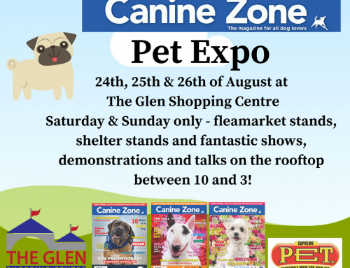Canine Zone Pet Expo 2018