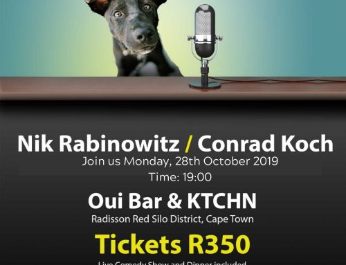 COMEDY NIGHT – AACL CAPE TOWN